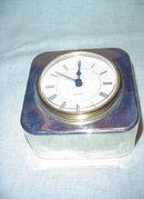 International Silver Company Clock