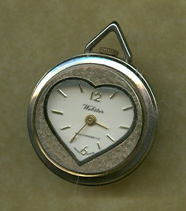 Webster Pendant Watch