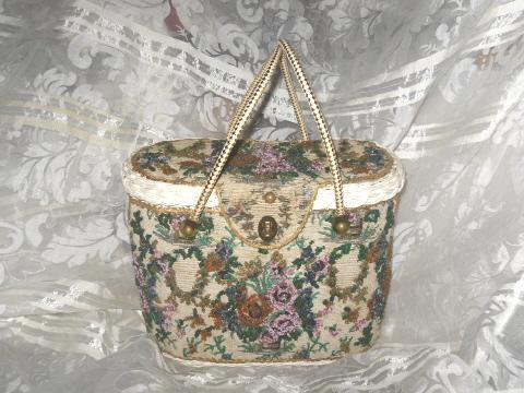 Vintage  Midas of Miami Handbag