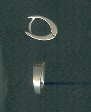 James Avery Style Sterling Silver  Earrings