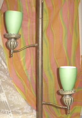 Vintage Tension Floor Lamp