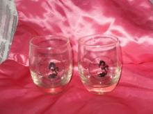 Playboy Bunny Glass Set