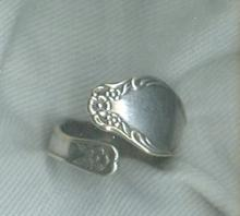 Vintage Sarah Coventry Spoon Ring