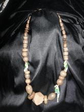 Parrot Bird Bead Necklace   #Statement Necklace