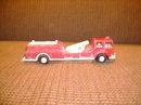 Die Cast Tootsie Toy Fire Truck