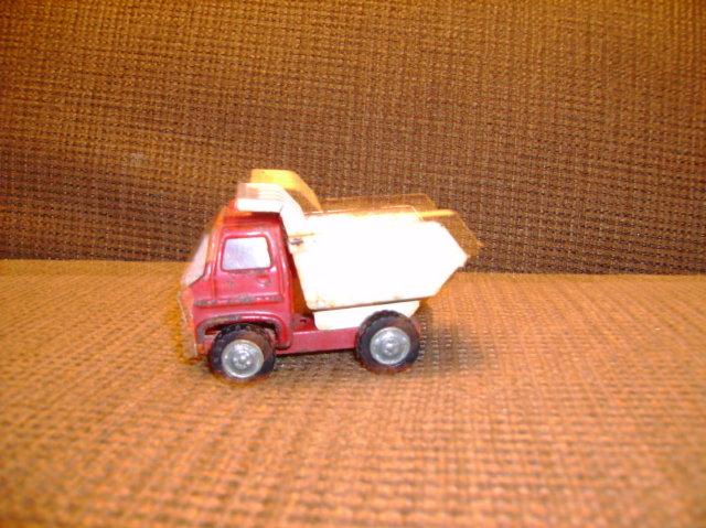 Die Cast  Marx Truck