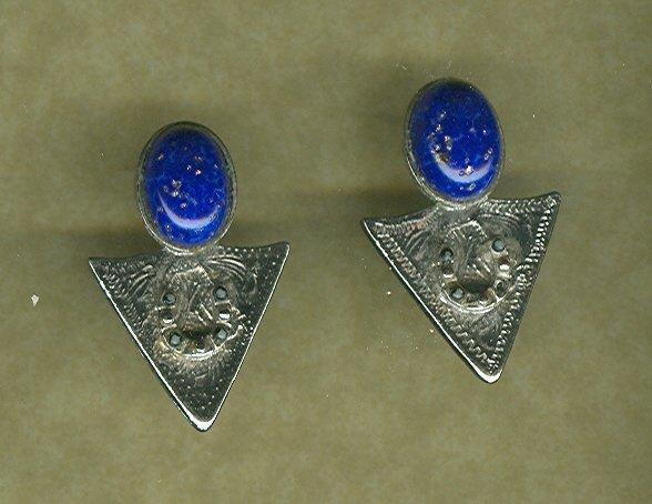 Western Style Post Earrings
