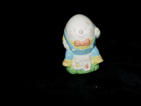 1982  AVON  Humpty Dumpty Coin Bank
