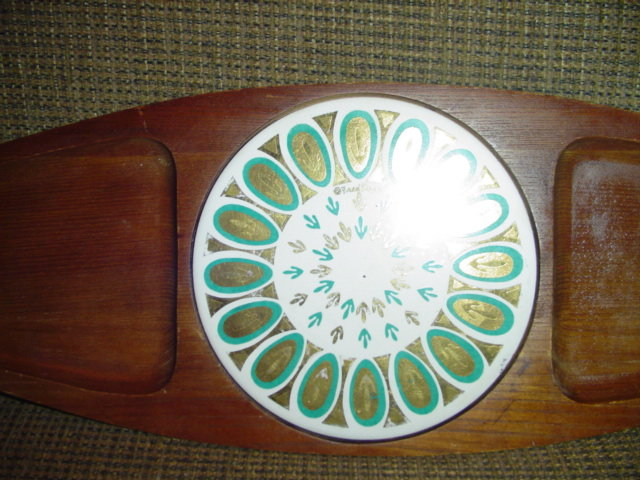 Fred Press Cheese/Serving Tray