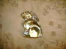 Crystal Rabbit  Paperweight