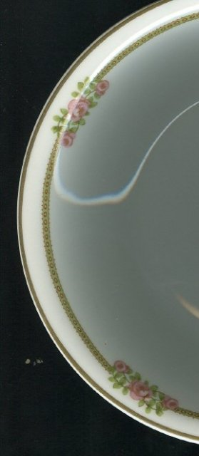 Theodore Haviland Limoges Serving Dish w/3 Bowls