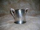 Vintage Silver Sugar Bowl  **Hallmarked