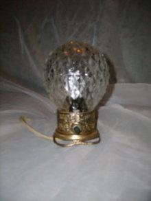 Irice Vintage Small Round Lamp