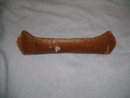 Antique Hand Made Birch Wood Canoe
