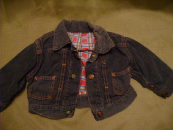 Doll Denim Jacket