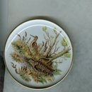 Vintage Ceramic Bird Plate by Kaiser