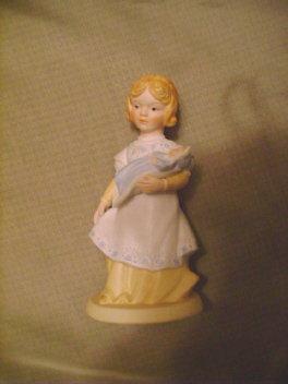 Porcelain Avon Figurine