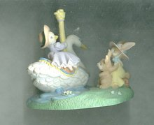 1993  Avon Easter Figurine by Kathy Jeffers