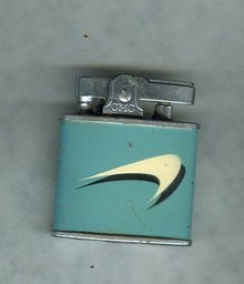 1960's Newport Logo Cigarette Lighter