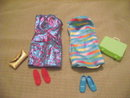Barbie  Doll Dresses w/Accessories  **Tagged