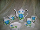 Vintage Children's Porcelain Tea Set