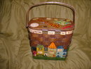Vintage 1960's Basket Handbag or Purse