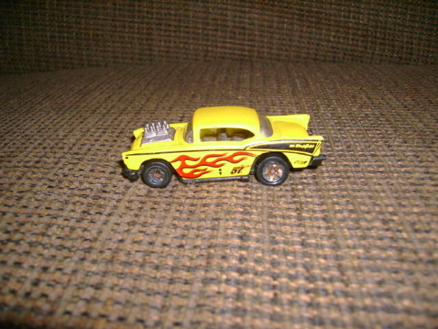 1976 Hot Wheels '57 Chevy