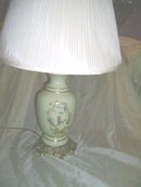 Vintage Paul Hansen Table Lamp