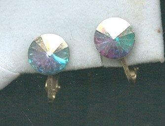 Vintage Rivoili  Earrings
