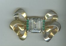 Vintage Eisenberg Original Brooch  **LOOK**