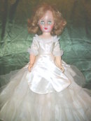 Vintage Bride Fashion Doll