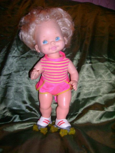 1980 Mattel Skating Doll