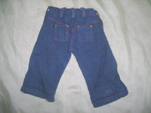 Doll Denim Blue Jeans