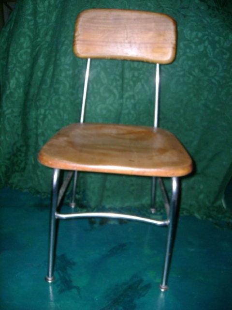 Vintage Heywood Wakefield Chair