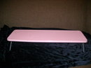 RETRO Pink Metal Shelf