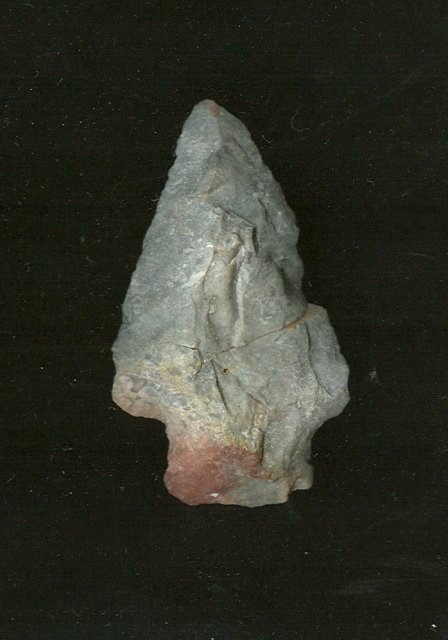Authentic Native American Arrowhead