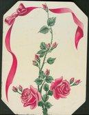 Metal Rose Trivet