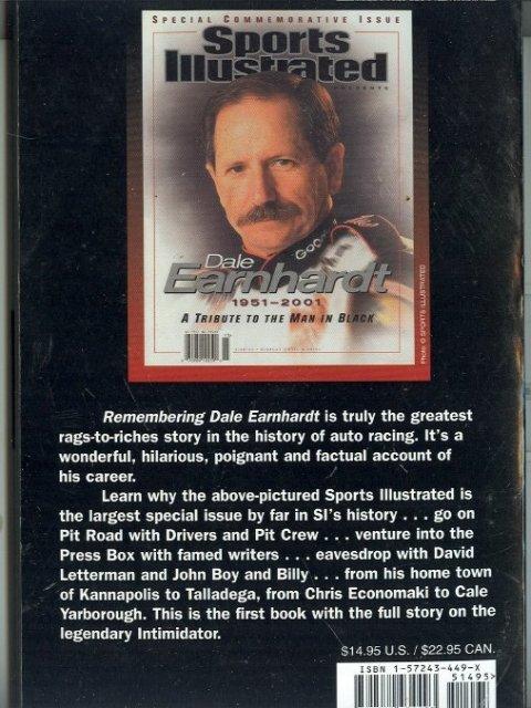 Remembering Dale Earnhardt