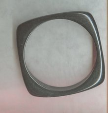 Vintage Square Plastic Bracelet