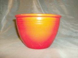 Vintage Fiesta Red Mixing Bowl  # 2  ***LOOK***