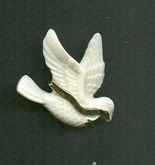 Lenox Bird Brooch