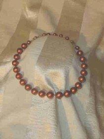 Vintage Laguna Beaded Necklace