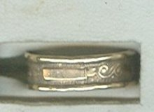 Victorian Gold Fill Band Ring
