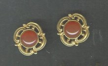 Dauplaise Post Earrings