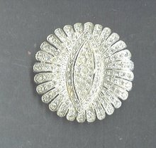 Vintage Art Deco Pin  **Hallmarked**