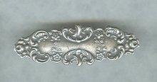 Victorian Style Bar Pin
