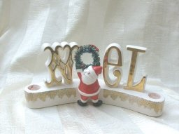 Vintage Holt Howard Santa Claus
