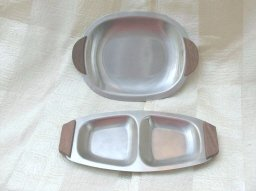 Small ELPO Stainless Steel Children's Dishes