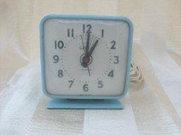 Vinatge Gilbert Alarm Clock