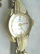 Vintage 17 Jewel Bucherer Ladies Watch